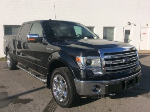Pre-Owned 2013 Ford F-150 Lariat 4WD