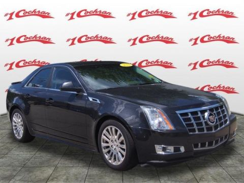 Pre-Owned 2012 Cadillac CTS Performance AWD