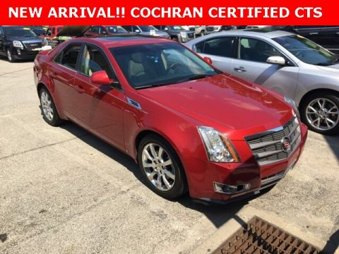 Pre-Owned 2009 Cadillac CTS Base AWD