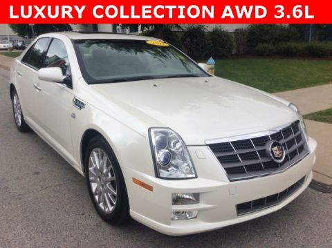 Pre-Owned 2011 Cadillac STS Luxury AWD
