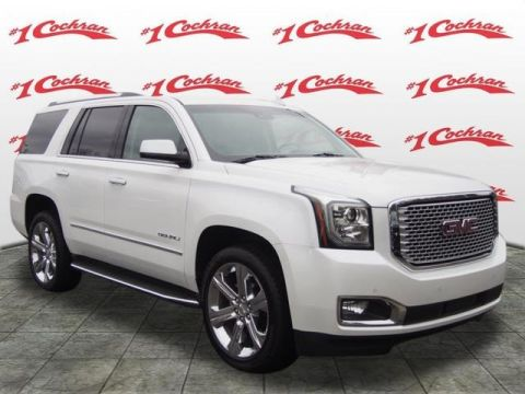 Certified Pre-Owned 2017 GMC Yukon Denali 4WD