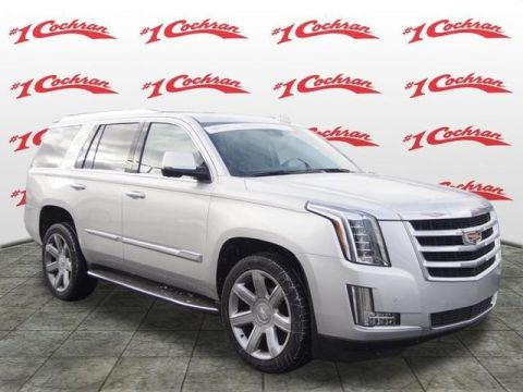 Certified Pre-Owned 2016 Cadillac Escalade Luxury 4WD
