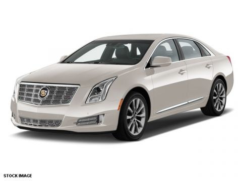 Certified Pre-Owned 2015 Cadillac XTS Luxury FWD With Navigation