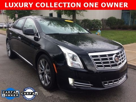 Pre-Owned 2013 Cadillac XTS Luxury AWD