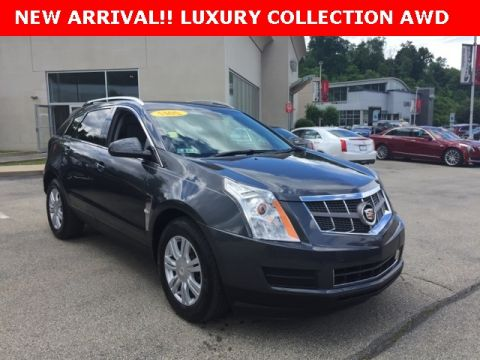 Pre-Owned 2011 Cadillac SRX Luxury AWD