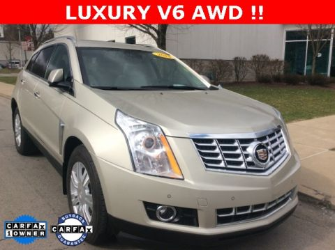 Certified Pre-Owned 2013 Cadillac SRX Luxury AWD