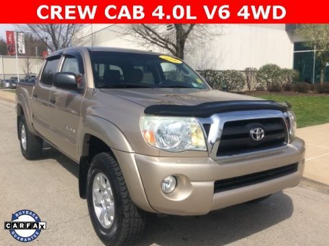 Pre-Owned 2006 Toyota Tacoma Base 4WD