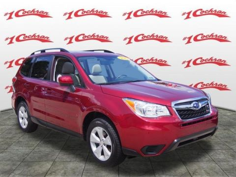 Pre-Owned 2015 Subaru Forester 2.5i Premium AWD
