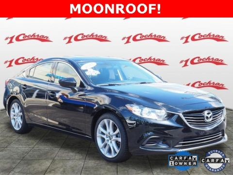 Pre-Owned 2014 Mazda6 i Touring FWD With Navigation