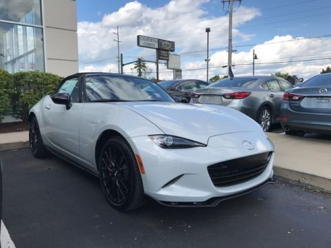 Pre-Owned 2016 Mazda Miata Club RWD 2D Convertible
