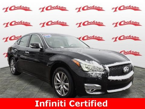 Certified Pre-Owned 2016 INFINITI Q70 3.7X AWD