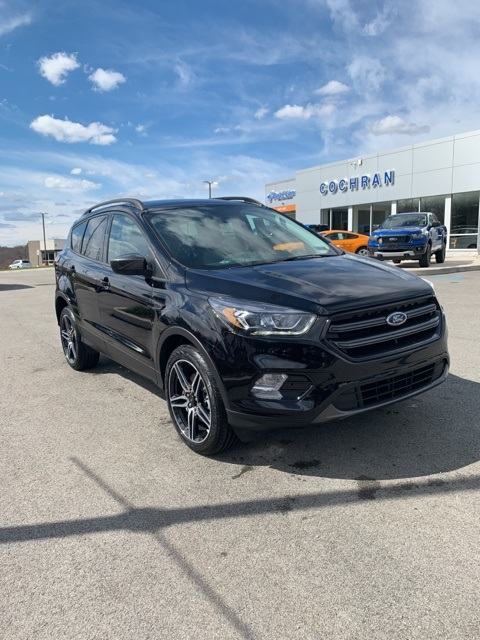Ford Escape Sport >> New 2019 Ford Escape Sel 4wd