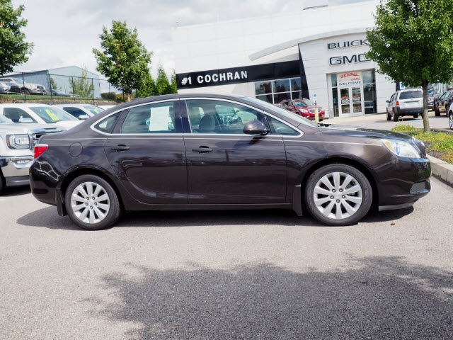 New Buick Verano Base Sedan In Pittsburgh