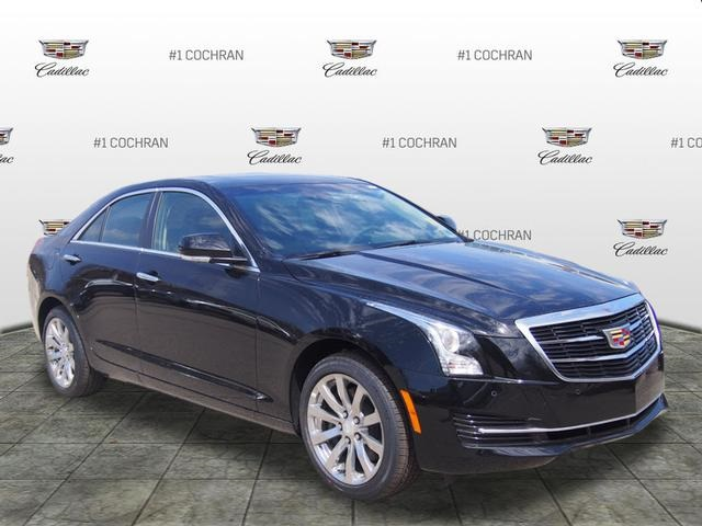 new 2018 cadillac ats 2 0l turbo luxury 4d sedan in monroeville c180101 1 cochran. Black Bedroom Furniture Sets. Home Design Ideas