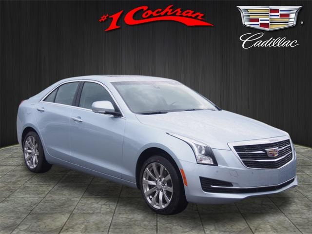 new 2017 cadillac ats 2 0l turbo luxury 4d sedan in monroeville c170119 1 cochran. Black Bedroom Furniture Sets. Home Design Ideas