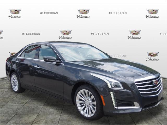 New 2018 Cadillac Cts 2 0l Turbo Luxury