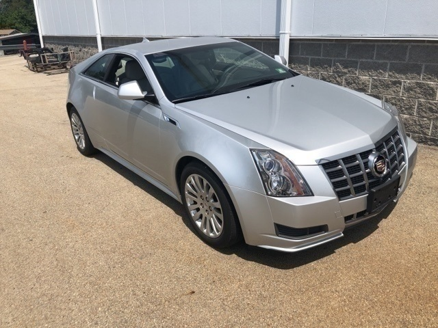 Pre-Owned 2012 Cadillac CTS Base