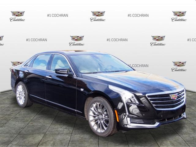 New 2018 Cadillac Ct6 3 0l Twin Turbo Luxury 4d Sedan In Monroeville