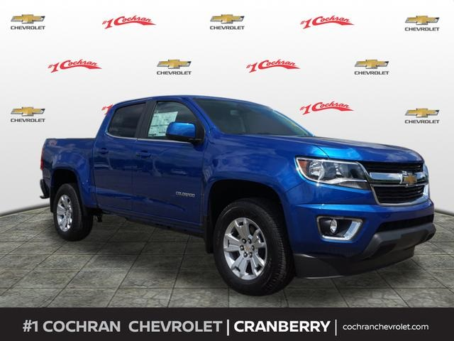 New 2019 Chevrolet Colorado LT