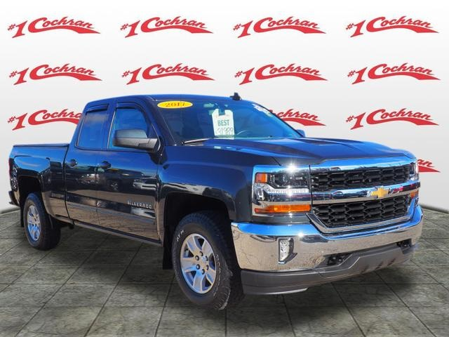 Pre Owned 2017 Chevrolet Silverado 1500 Lt 4d Double Cab In Natrona