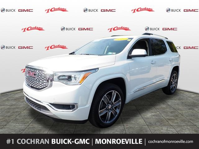 Certified Pre-Owned 2017 GMC Acadia Denali