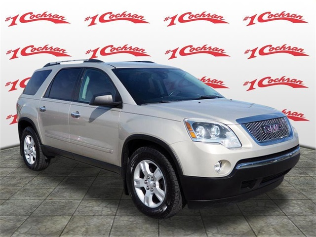Pre-Owned 2010 GMC Acadia SLE
