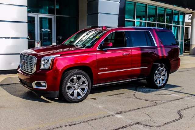 New 2016 Gmc Yukon Denali