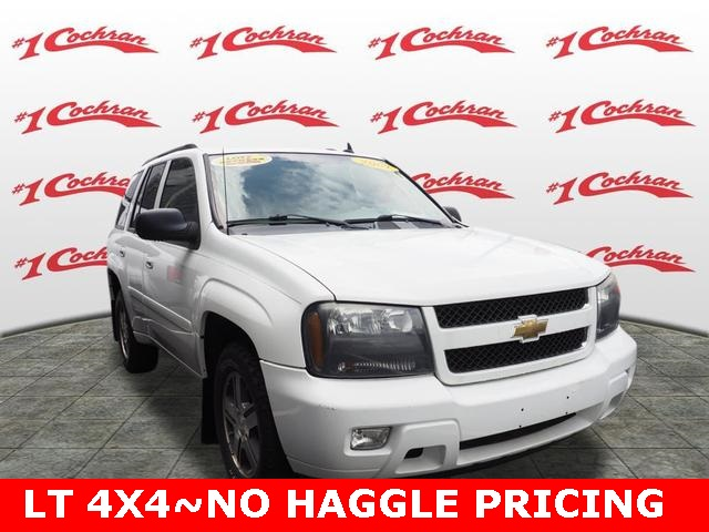 Pre-Owned 2007 Chevrolet TrailBlazer LT