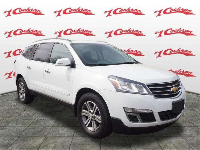 Certified Pre-Owned 2016 Chevrolet Traverse 2LT