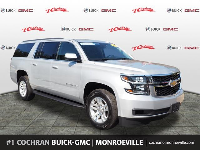 Pre Owned Suburban >> Certified Pre Owned 2019 Chevrolet Suburban Lt 4wd