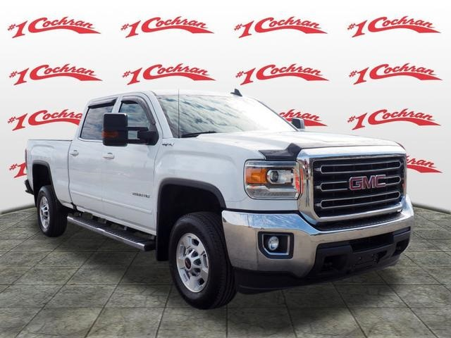 Pre Owned 2017 Gmc Sierra 2500hd Sle