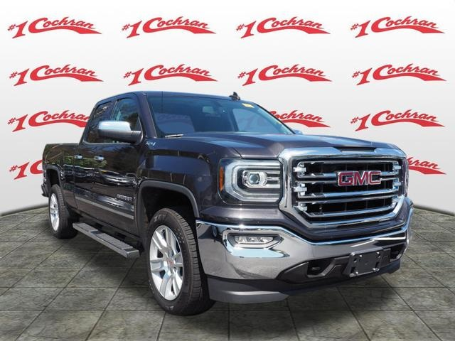 Certified Pre Owned 2016 Gmc Sierra 1500 Slt