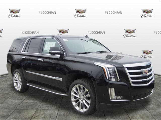 New 2018 Cadillac Escalade Luxury 4d Sport Utility In Monroeville Rhcochran: 2007 Cadillac Escalade Air Ride Pressor Location On Chevy Ignition At Gmaili.net