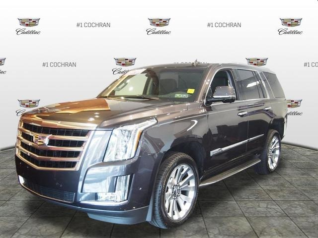 New 2017 Cadillac Escalade Luxury 4d Sport Utility In Monroeville Rhcochran: 2007 Cadillac Escalade Air Ride Pressor Location On Chevy Ignition At Gmaili.net