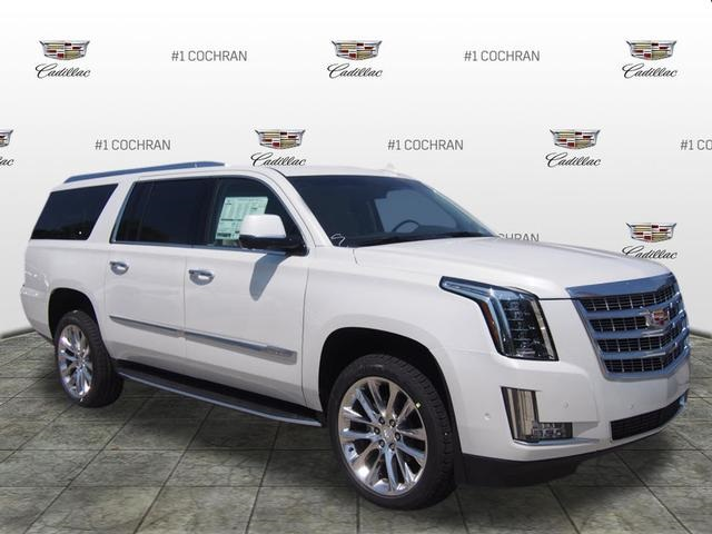 Tremendous New 2018 Cadillac Escalade Esv Luxury 4Wd Dailytribune Chair Design For Home Dailytribuneorg