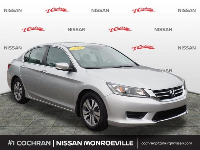 Exceptional Pre Owned 2013 Honda Accord LX
