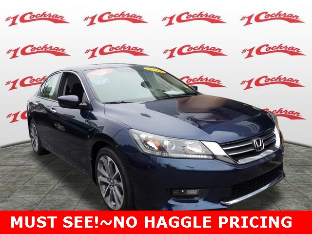 Pre-Owned 2014 Honda Accord Sport