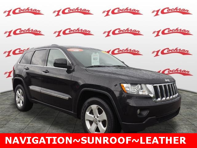 Pre Owned 2011 Jeep Grand Cherokee Laredo 4d Sport Utility In
