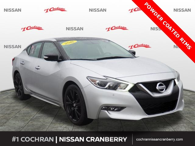 Pre Owned 2016 Nissan Maxima 3 5 Sl
