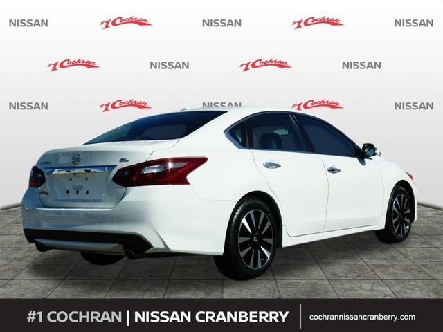 Certified Pre-Owned 2018 Nissan Altima SL