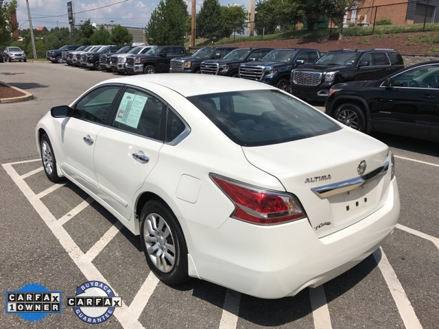 Pre-Owned 2015 Nissan Altima 2 5 S FWD 4D Sedan