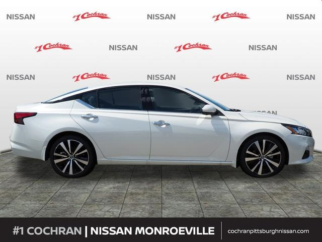 New 2020 Nissan Altima 2 0 Platinum Fwd 4d Sedan