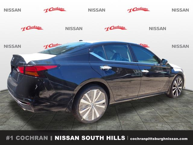 New 2019 Nissan Altima 2.5 Platinum