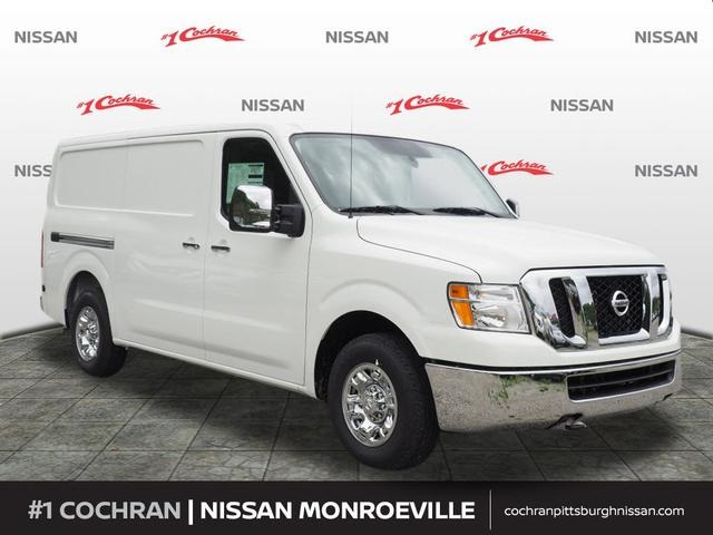 fb1dfc202e New 2018 Nissan NV2500 HD SL 3D Cargo Van in Pittsburgh  EN180354 ...