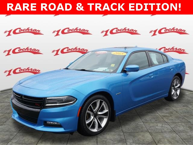 Certified Pre-Owned 2015 Dodge Charger R/T