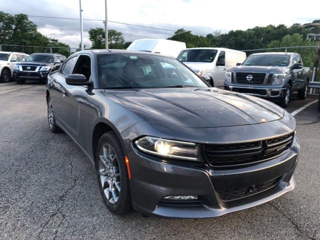 Pre Owned 2017 Dodge Charger Sxt 4d Sedan In Pittsburgh En190510a