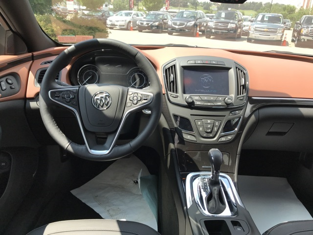 New 2017 Buick Regal Premium 2 4d Sedan In Pittsburgh Wb170022 1