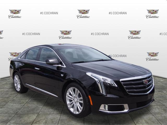 New 2019 Cadillac Xts Luxury 4d Sedan In Monroeville C190006 1