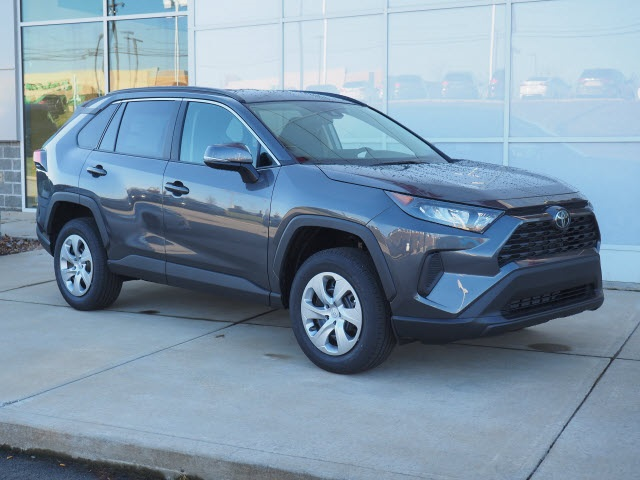 New 2019 Toyota Rav4 Le 4d Sport Utility In Huntingdon Ct190235