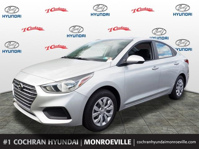 Certified Pre-Owned 2019 Hyundai Accent SE
